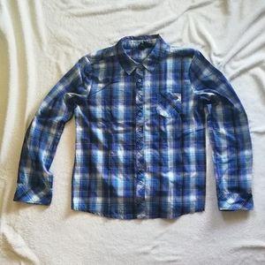 DC Plaid Shirt